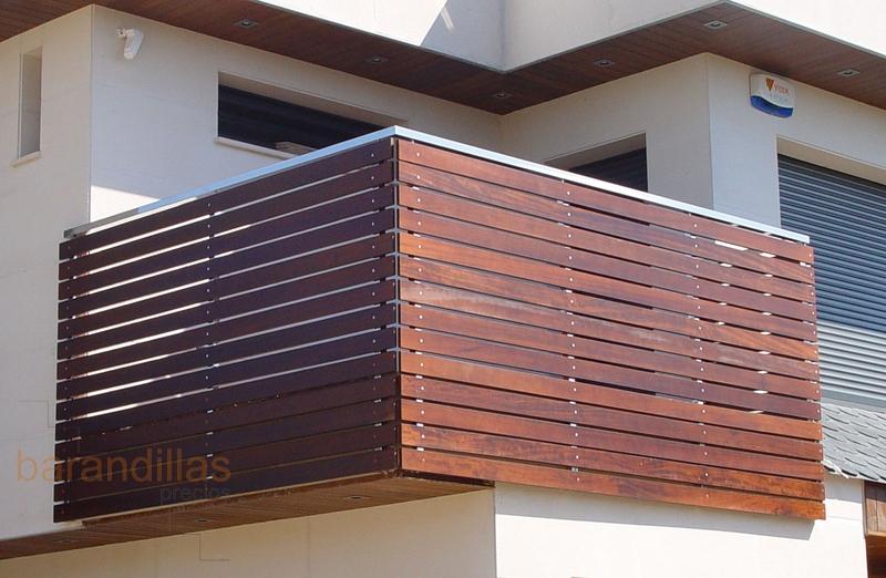 Aitim noticias del sector de la madera - Normativa barandillas exteriores ...